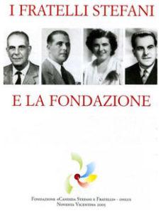 Copertina Libro Fondazione