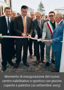 Inaugurazione Stefani Sport