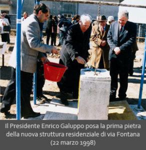 Presidente Enrico Galuppo